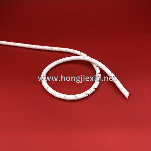 硅橡胶缠绕管