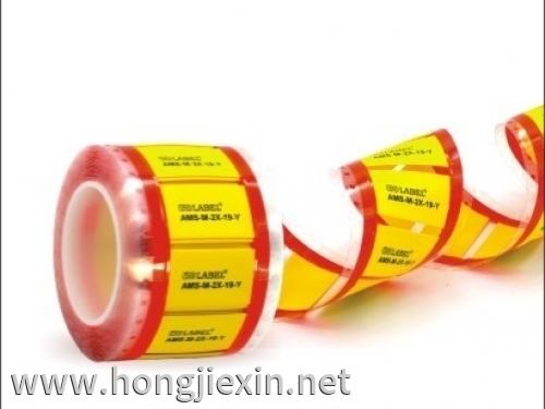 军标级高温耐油标识管