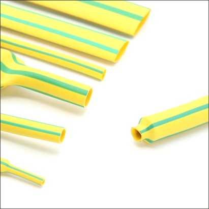 HST-YG 黄绿热缩管